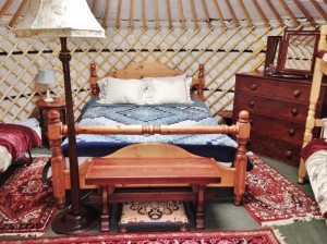 Yurt Bronwyn