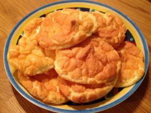Gluten free, carb free bread