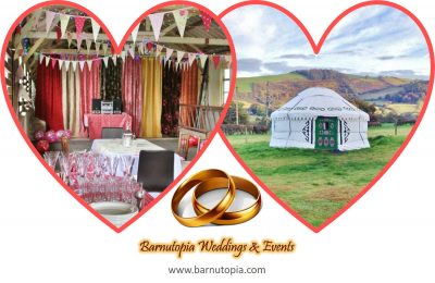 Barnutopia glamping weddings and events