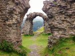 Dinas Bran Castle (Welsh Castell Dinas Bran)