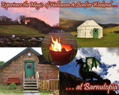 Halloween and Bonfire Weekend