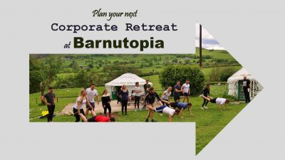Corporate Retreat Package at Barnutopia