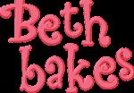 Beth Bakes Wedding Cakes
