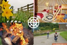 Easter Glamping with FREE Pizza, Breakfasts and More