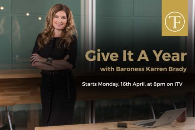 Give It A Year with Karren Brady