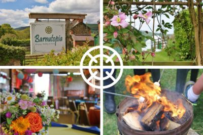 UK glamping holiday and venue hire
