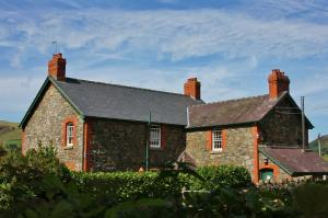 Tanycoed farmhouse