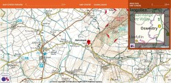 Free Custom Map from Ordnance Survey