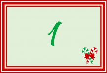 Barnutopia advent calendar 1