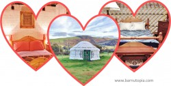 Romantic Getaway Glamping in Rural Shropshire