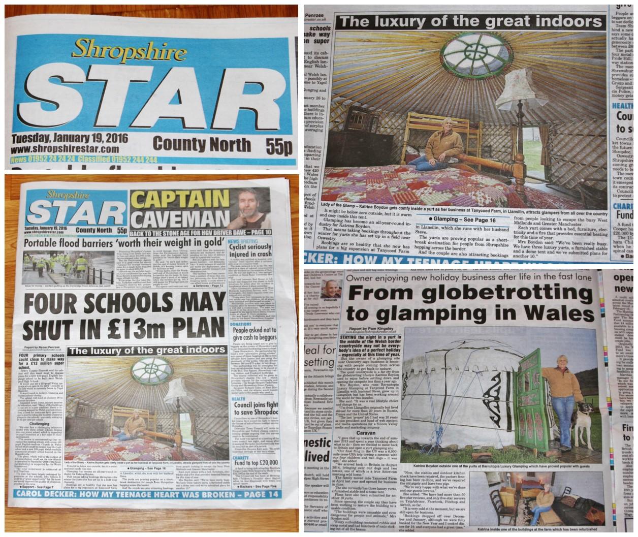 Shropshire Star dating site