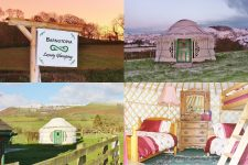 Christmas Glamping 2016 and New Year 2017