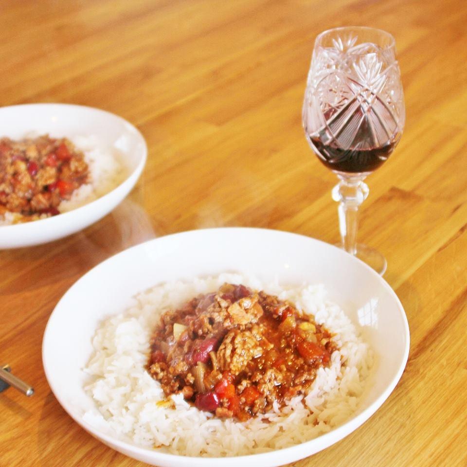 Barnutopia chilli con carne