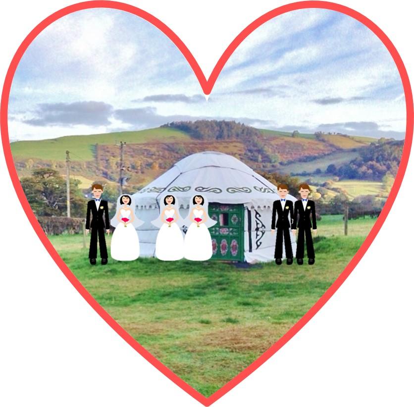 Free wedding venue hire prize draw