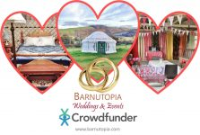 Crowdfunder for Wedding and Event Venue in Shropshire
