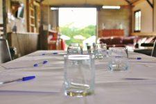 Glamping Corporate Retreat Venue in Rural Shropshire