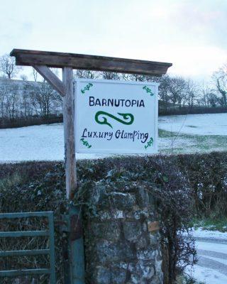 Barnutopia luxury glamping all year round