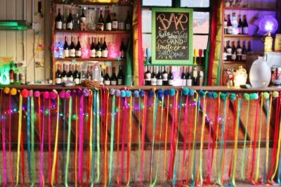 Set up your own bar