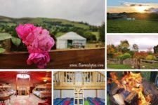 Shropshire glamping, weddings and events