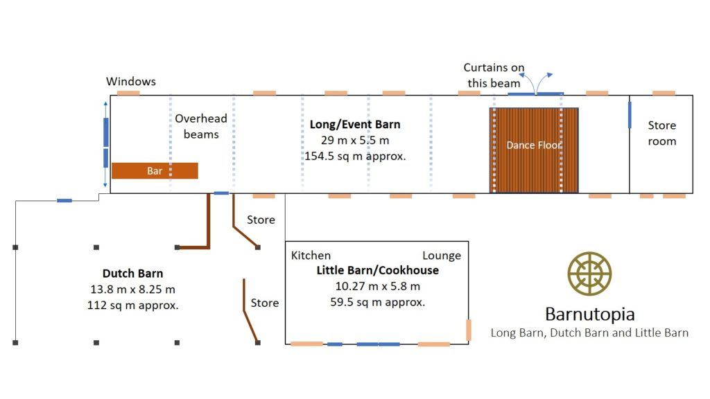 Barns floor plan - Barnutopia
