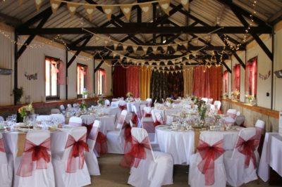 Oswestry wedding venue - Barnutopia
