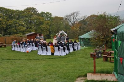 Halloween wedding #RuellJonesSayIBoo