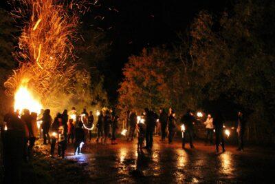 Bonfire Weekend at Barnutopia