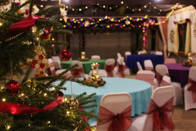 New Year's Eve family glamping package