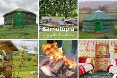 Free Glamping Stay Competition