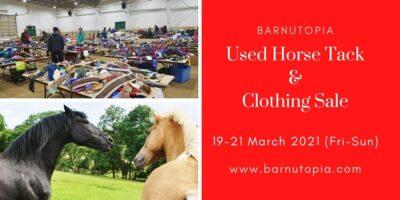 Use horse tack sale