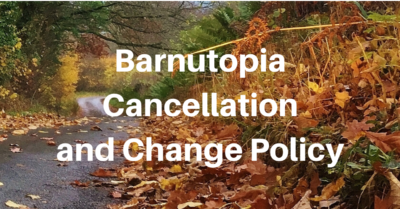 Cancellation and change policy