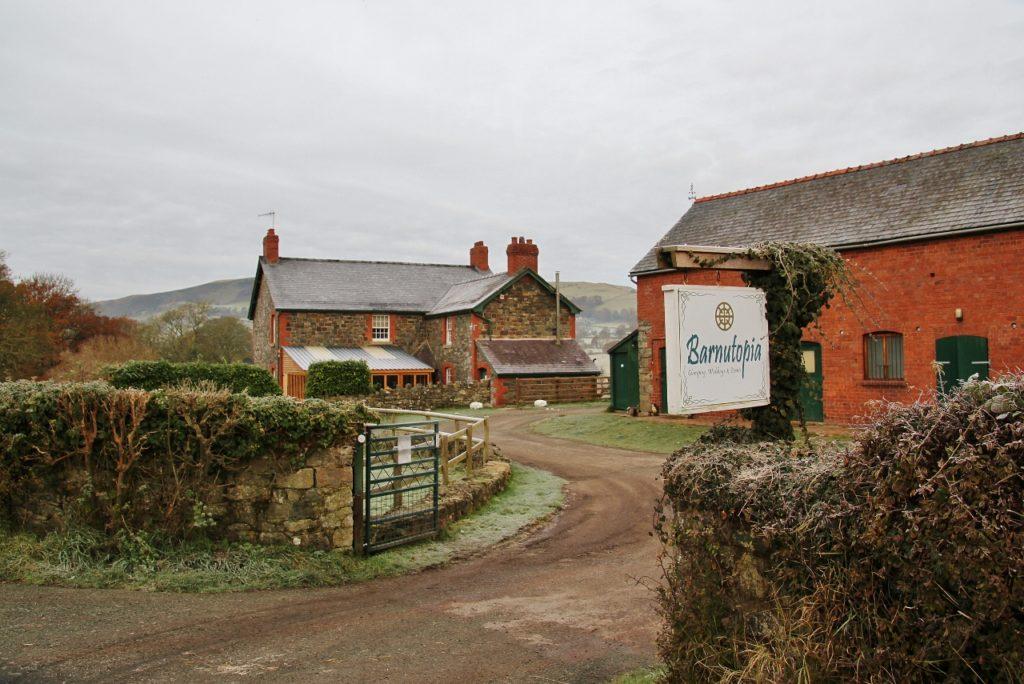 39 reasons: Barnutopia at Tanycoed Farm.