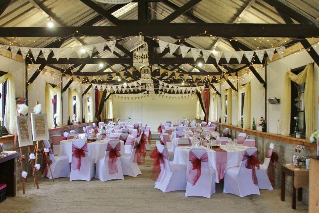 39 reasons: The event barn at Barnutopia