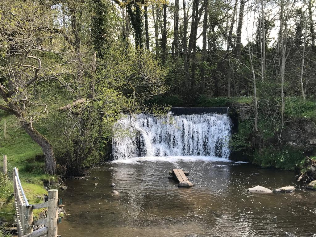 39 reasons: Weir on the Cynllaeth
