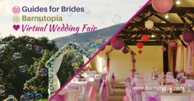Guides for Brides Wedding Fair Live with Barnutopia