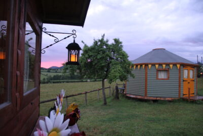 All glamping packages