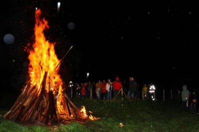 Barnutopia Bonfire Weekend 2021