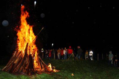 Bonfire weekend 2021