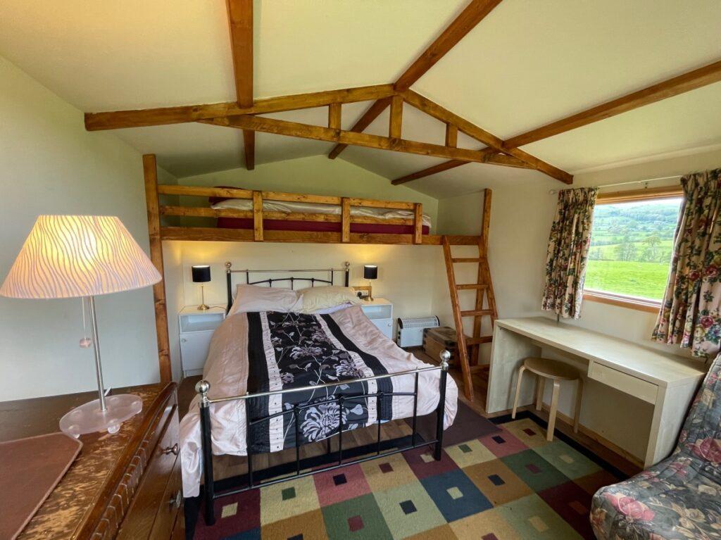 Christmas group accommodation