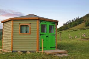 Yurt Nanny Iris